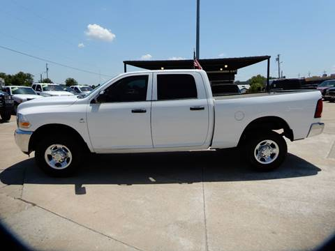 2012 RAM Ram Pickup 2500 for sale in Collinsville, OK