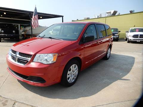 2014 Dodge Grand Caravan for sale in Collinsville, OK