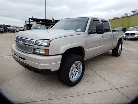 2006 Chevrolet Silverado 2500HD for sale in Collinsville, OK