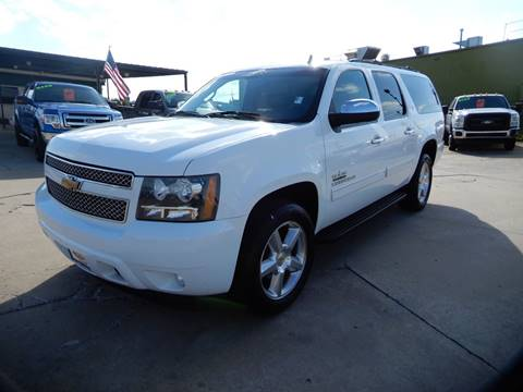 2010 Chevrolet Suburban for sale in Collinsville, OK