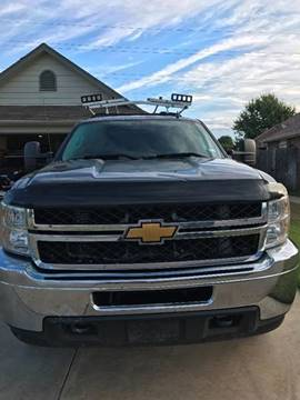 2013 Chevrolet Silverado 2500HD for sale in Collinsville, OK