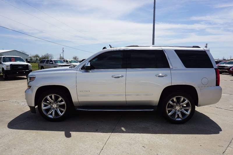 2015 chevrolet tahoe ltz in collinsville ok ratts auto sales. Black Bedroom Furniture Sets. Home Design Ideas