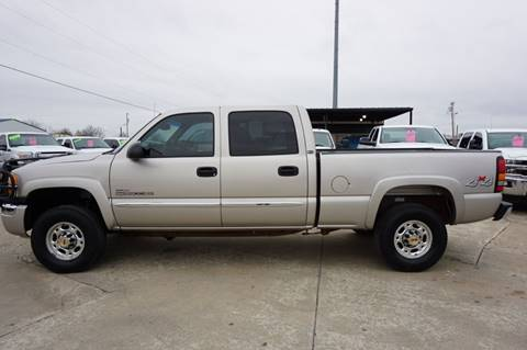 2005 GMC Sierra 2500HD for sale in Collinsville, OK