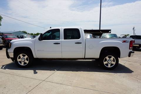 2014 GMC Sierra 2500HD for sale in Collinsville, OK