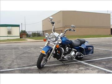 2005 Harley-Davidson Road King for sale in Collinsville, OK