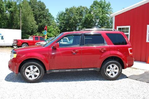 2010 Ford Escape for sale in Toney, AL