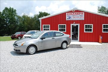 2008 Ford Focus for sale in Toney, AL