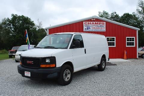 2006 GMC Savana Cargo for sale in Toney, AL