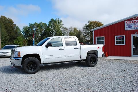 2012 Chevrolet Silverado 1500 for sale in Toney, AL