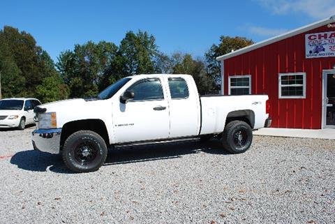 2009 Chevrolet Silverado 2500HD for sale in Toney, AL