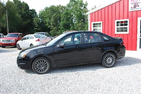2010 Ford Focus for sale in Toney, AL