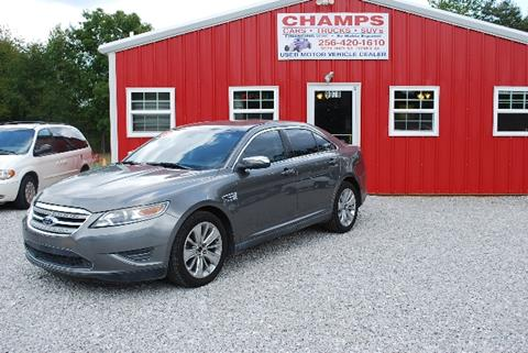 2011 Ford Taurus for sale in Toney AL
