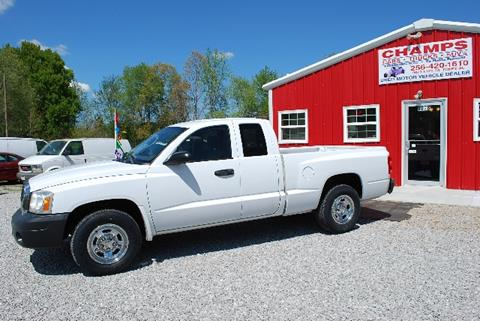 2005 Dodge Dakota for sale in Toney AL