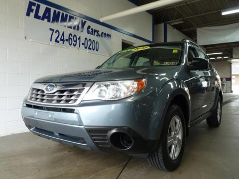2013 Subaru Forester for sale in Greensburg PA