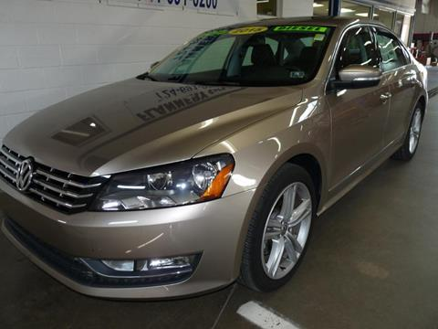2015 Volkswagen Passat for sale in Greensburg, PA
