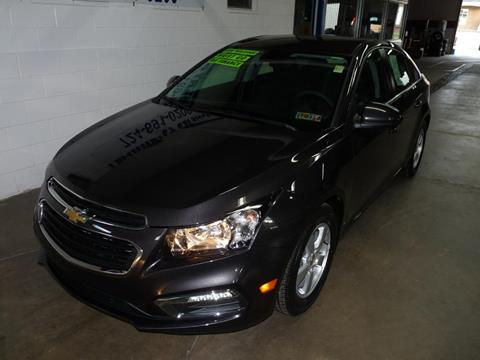 2016 Chevrolet Cruze Limited for sale in Greensburg PA