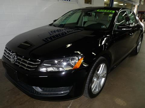 2015 Volkswagen Passat for sale in Greensburg PA