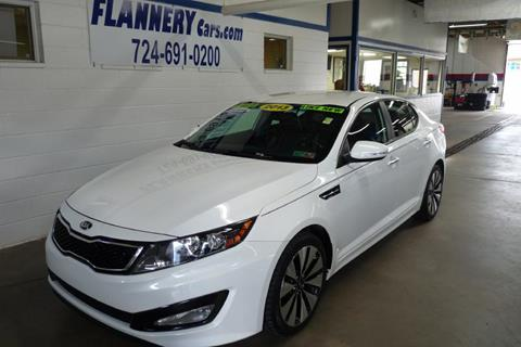 2013 Kia Optima for sale in Greensburg PA