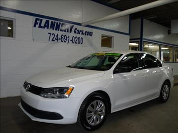2014 Volkswagen Jetta for sale in Greensburg, PA