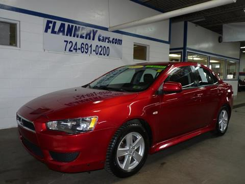 2013 Mitsubishi Lancer for sale in Greensburg, PA