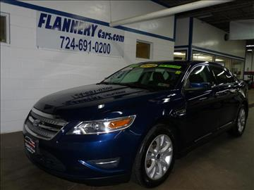 2012 Ford Taurus for sale in Greensburg, PA