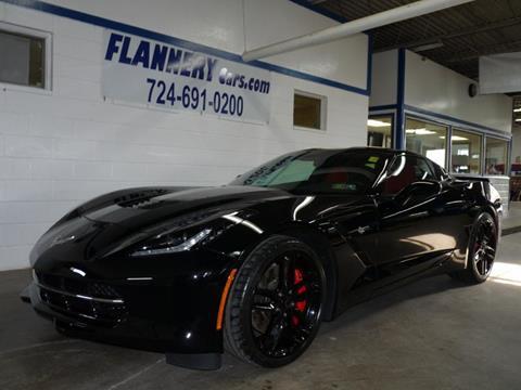 2016 Chevrolet Corvette for sale in Greensburg, PA