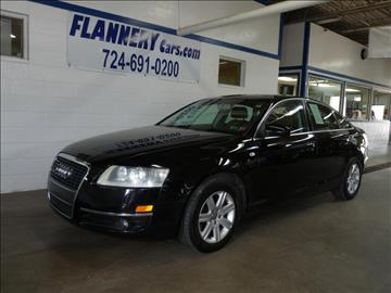 2005 Audi A6 for sale in Greensburg, PA