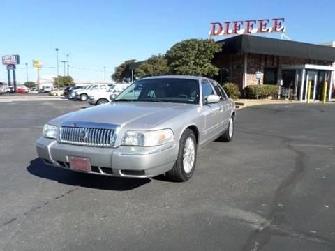 2010 Mercury Grand Marquis for sale in Oklahoma City, OK