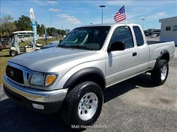 2004 Toyota Tacoma for sale in Newport, NC