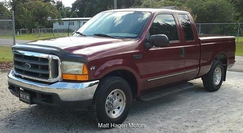 2000 Ford F-250 Super Duty for sale in Newport, NC