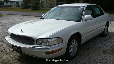 2000 Buick Park Avenue for sale in Newport, NC