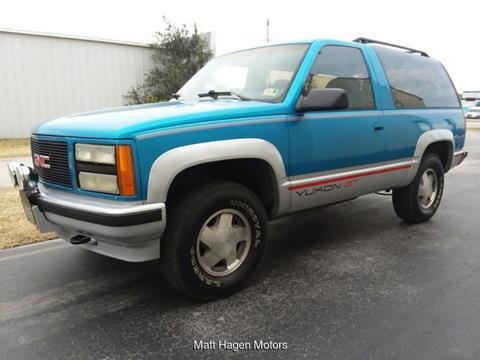 1992 GMC Yukon for sale in Newport, NC