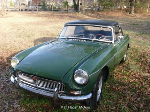 1968 MG MGB REMOVABLE HARDTOP for sale in Newport, NC