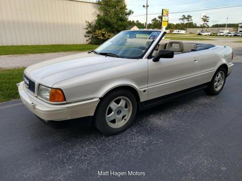 1994 Audi Cabriolet for sale in Newport, NC