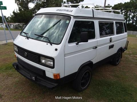 1987 Volkswagen Vanagon for sale in Newport, NC