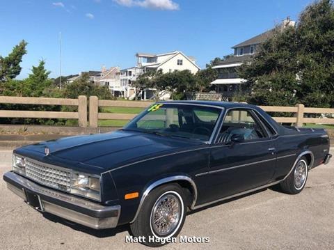 1985 GMC Caballero for sale in Newport, NC