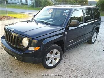 2011 Jeep Patriot for sale in Newport, NC