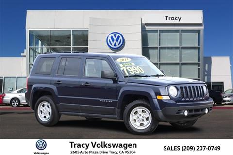 2014 Jeep Patriot for sale in Tracy, CA