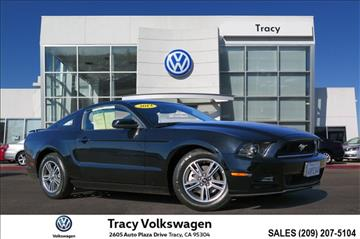 2013 Ford Mustang for sale in Tracy, CA