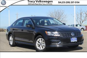 2017 Volkswagen Passat for sale in Tracy, CA