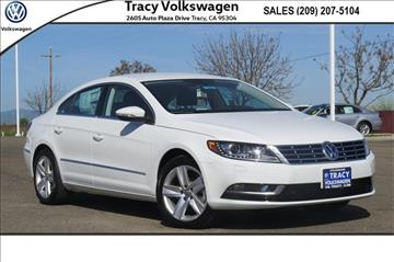2017 Volkswagen CC for sale in Tracy, CA