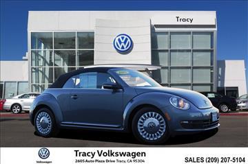 2015 Volkswagen Beetle for sale in Tracy, CA