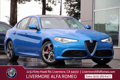 2019 Alfa Romeo Giulia for sale in Livermore, CA