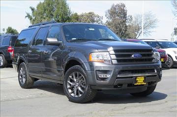 2017 Ford Expedition EL for sale in Livermore, CA