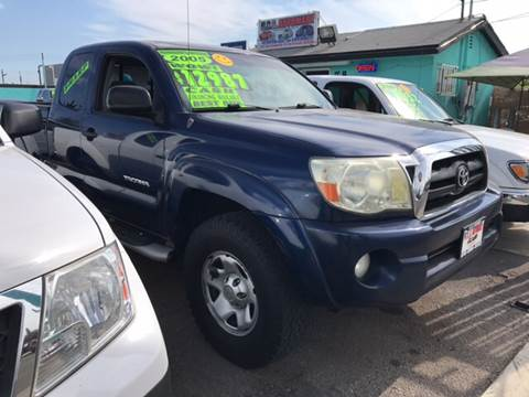 2005 Toyota Tacoma for sale in San Fernando, CA
