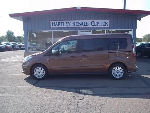 2014 Ford Transit Connect Wagon for sale in Jamestown, NY