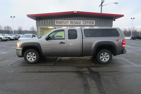 2007 GMC Sierra 1500 for sale in Jamestown, NY