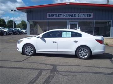 2015 Buick LaCrosse for sale in Jamestown, NY