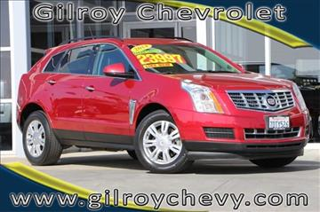 2014 Cadillac SRX for sale in Gilroy, CA