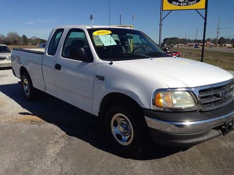 2003 Ford F-150 for sale in Athens, AL
